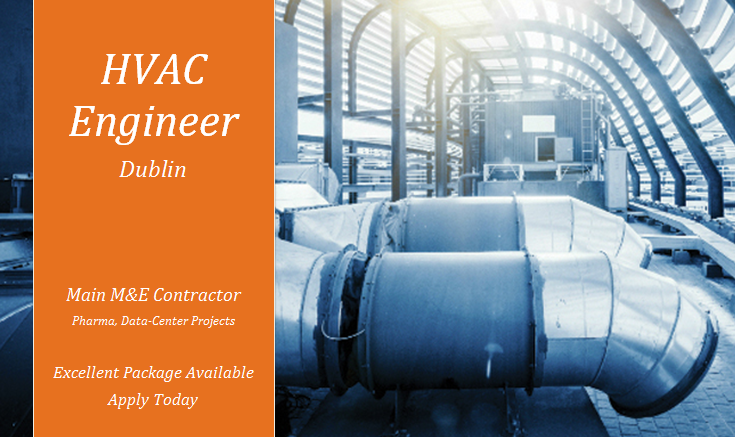 Mechanical HVAC Engineer jobs in Dublin | Oradeo